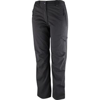 High Colorado ST.Gallen Winterhose black - Thermohose Damen