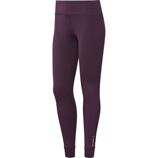 Reebok AC Tight pacific purple - Funktionstight Damen